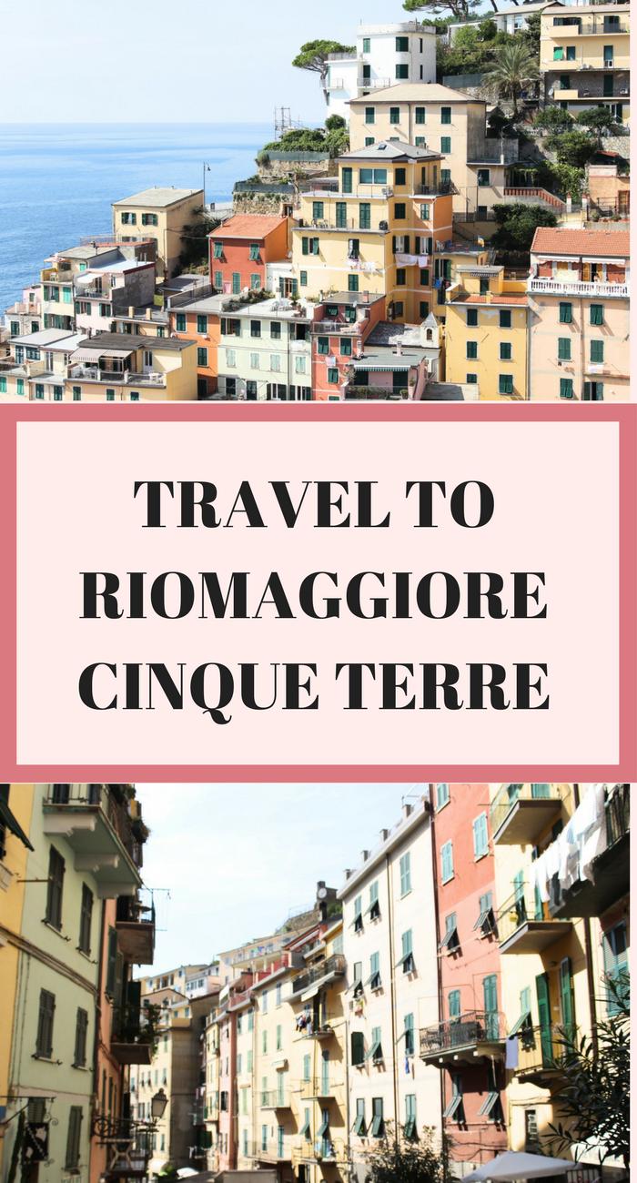 travel to Riomaggiore , Cinque Terre , Italy | Food , photography