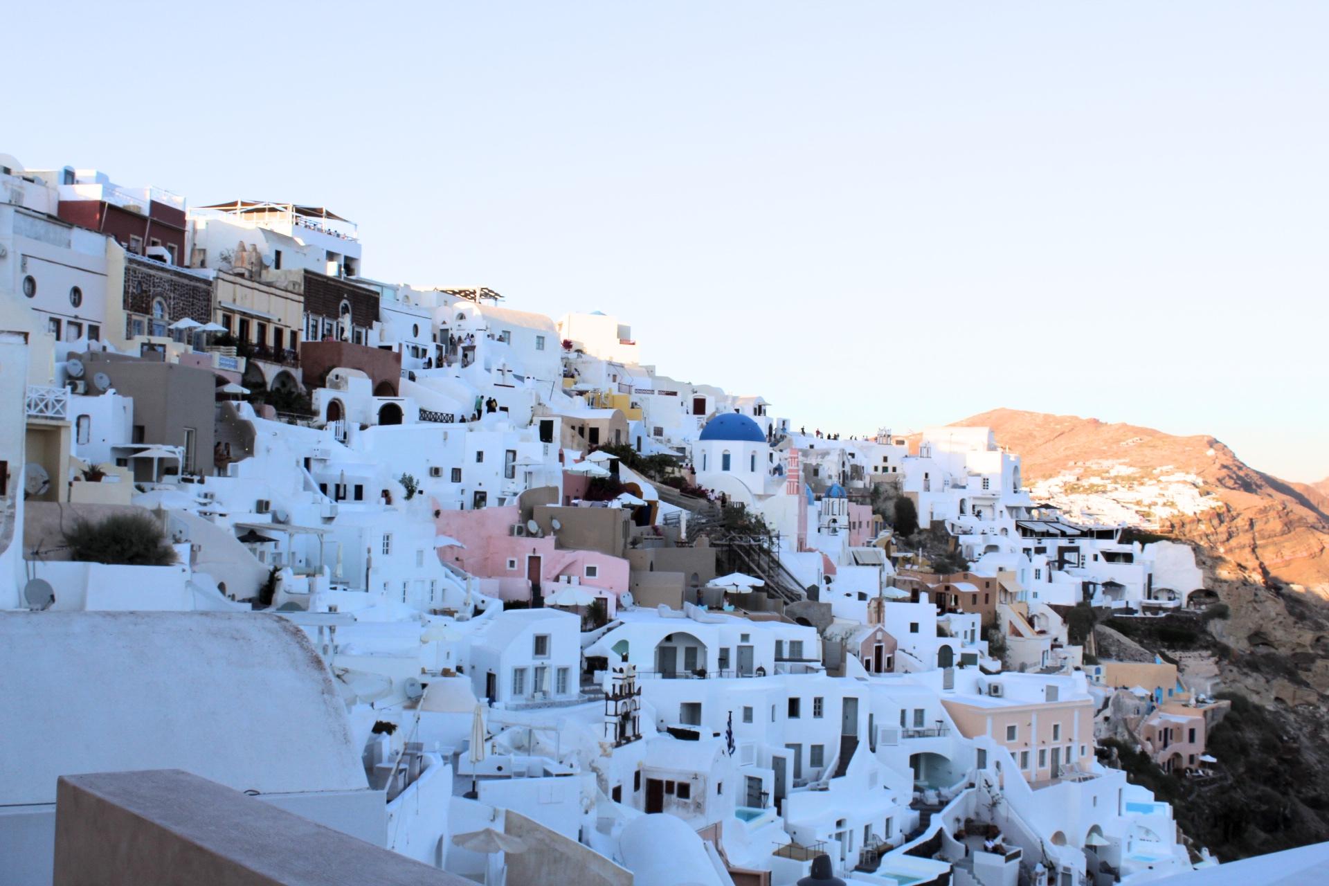 A small guide to Santorini greece