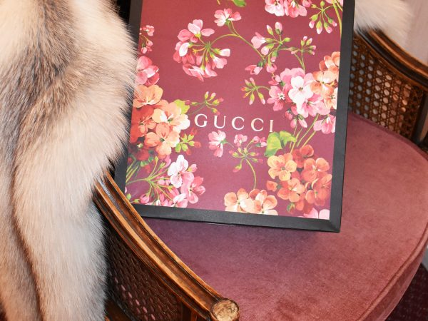 GUCCI MARMONT PINK MULES REVIEW
