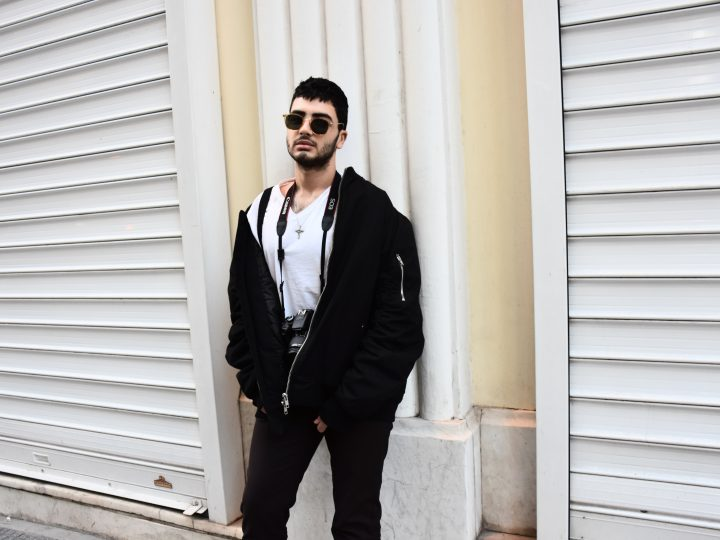 ROCK THE BOMBER JACKET FOR SPRING