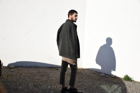 woolen jacket for men , new trend