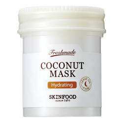 coconut face mask by skin food in sephora