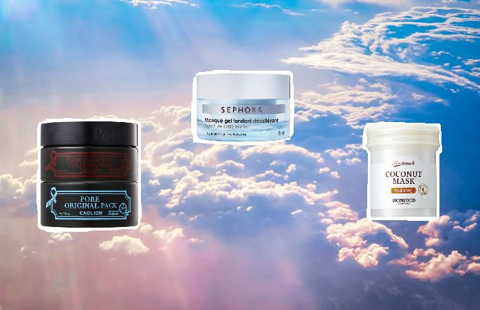 3 MASKS FROM SEPHORA YOU NEED TO TRY RIGHT NOW