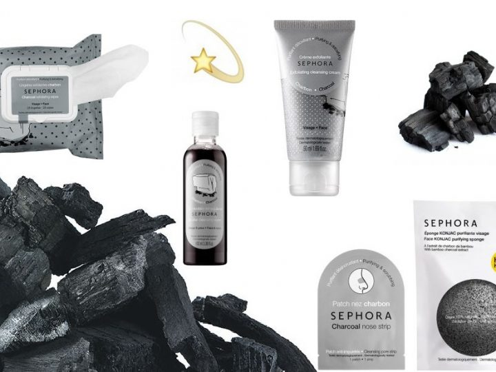 5 PRODUCTS WITH CHARCOAL FOR A CLEAN AND ACNE FREE FACE