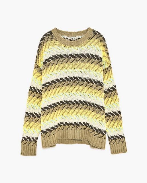 men knit ZARA