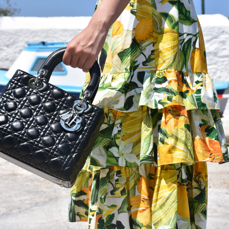d2dd79bc24 Lady Dior size | Iconic bags - CLOSSFASHION
