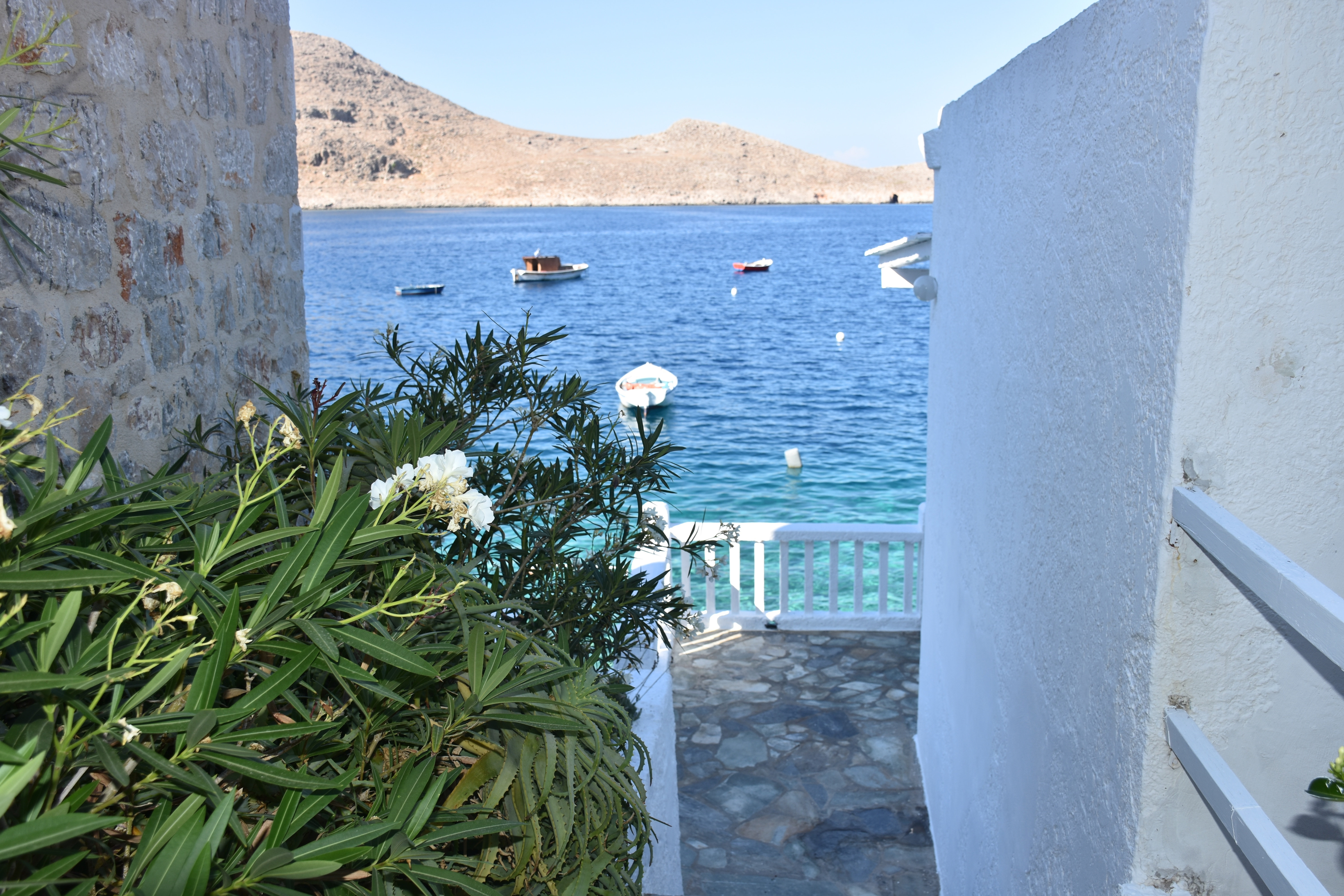 travel guide for halki greece