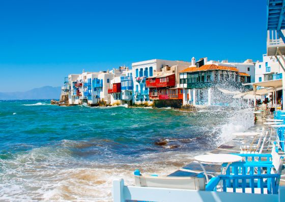 a small guide to mykonos