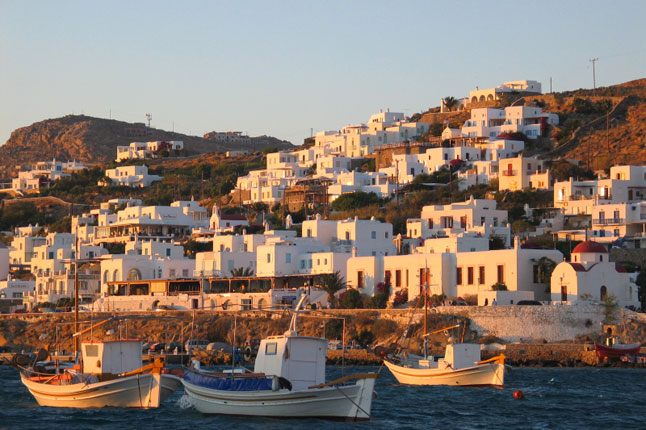 a small guide for mykonos greece