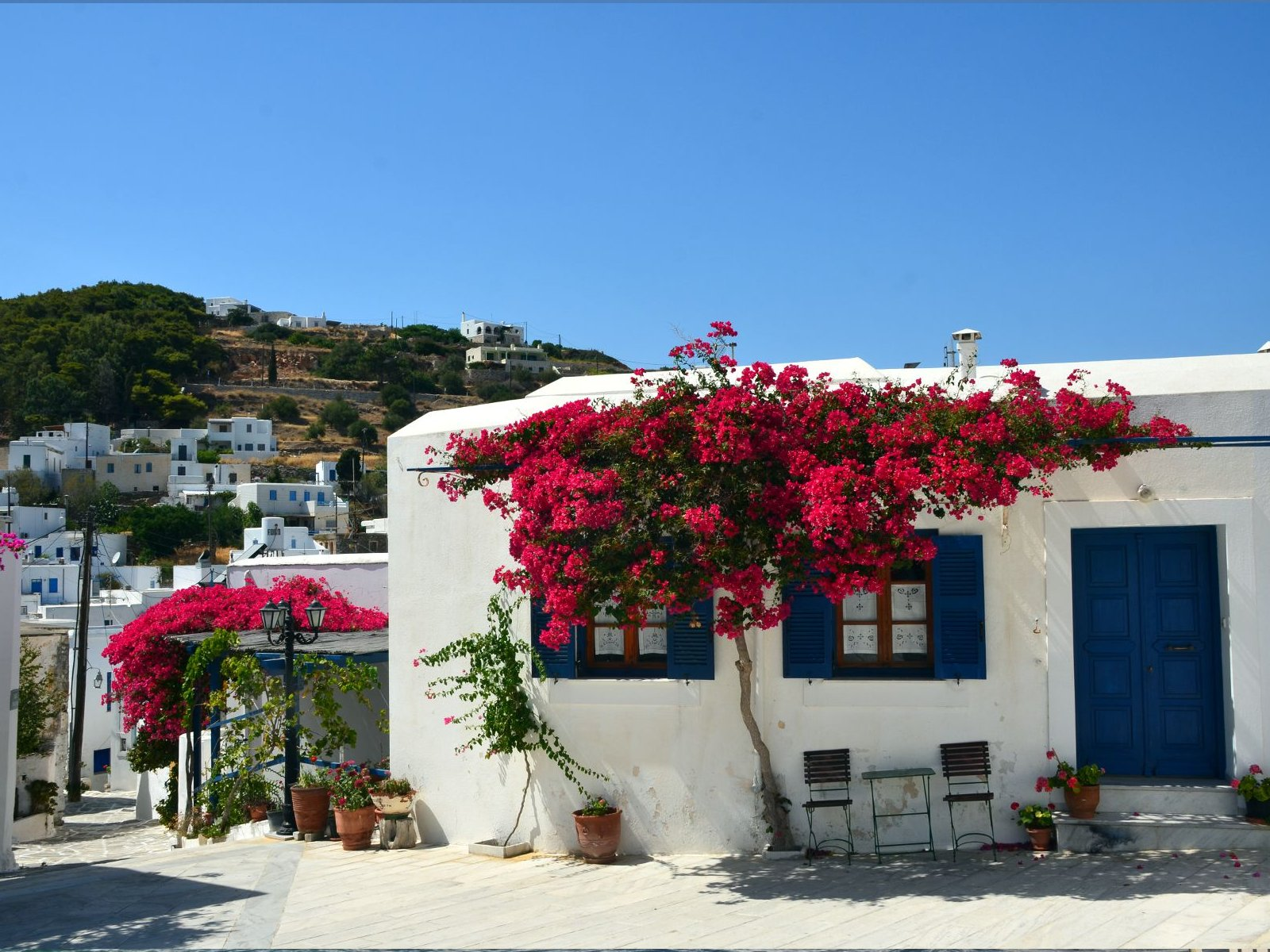 a small guide to Paros Greece
