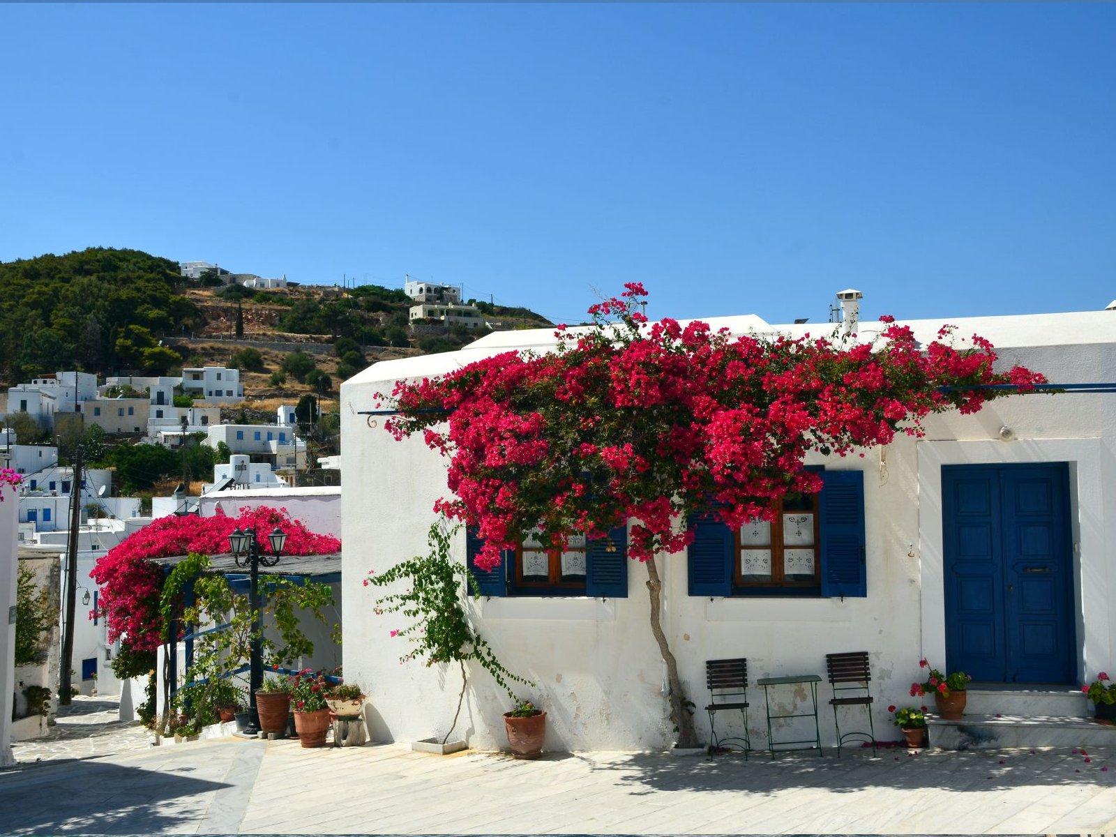 a small guide to Paros Greece