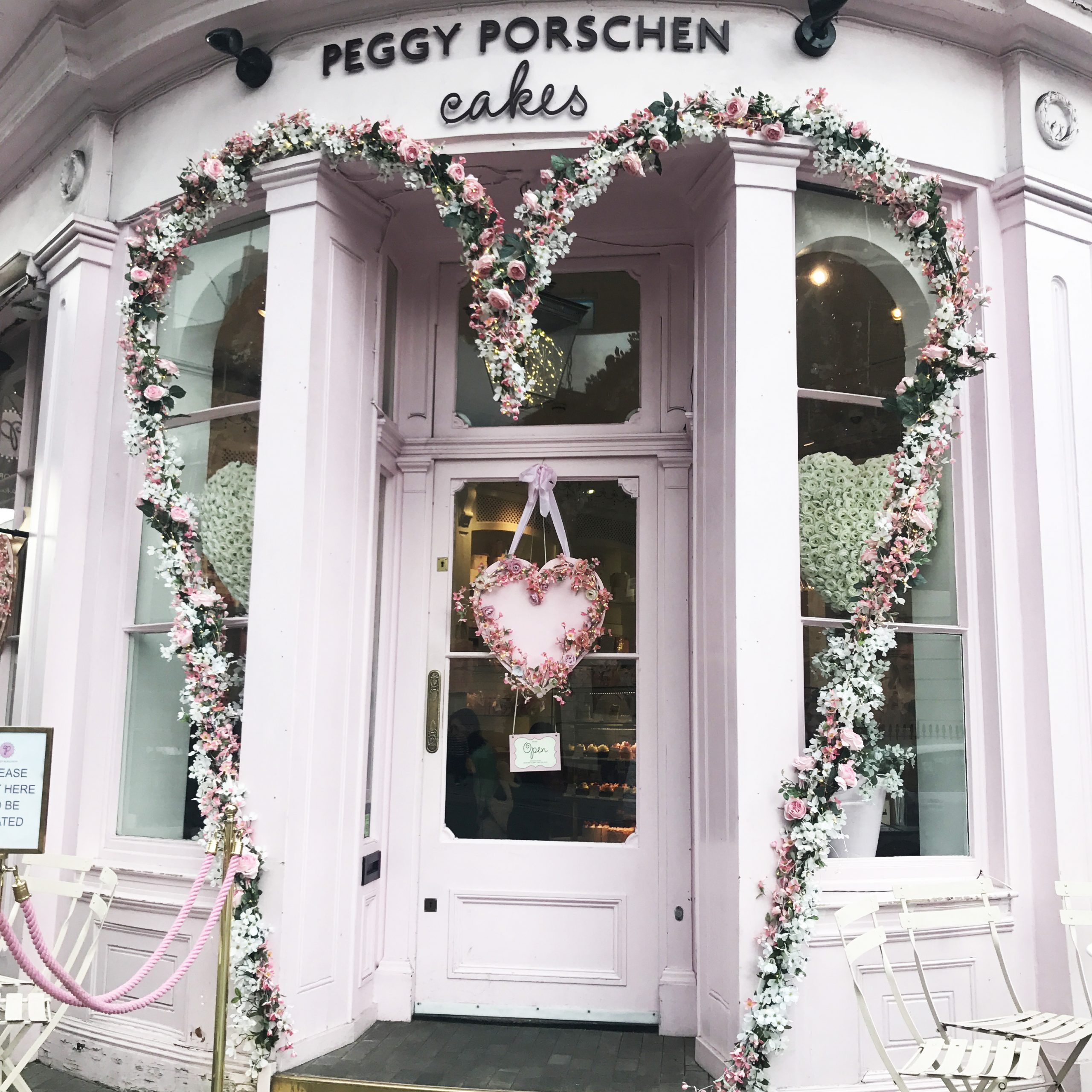inside one of the most instagramable places in london - peggy porschen