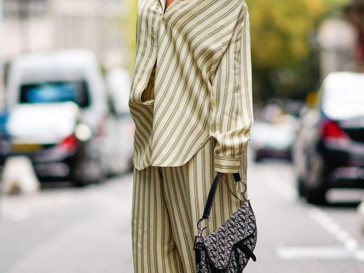 what bloggers wear to London Fashion Week
