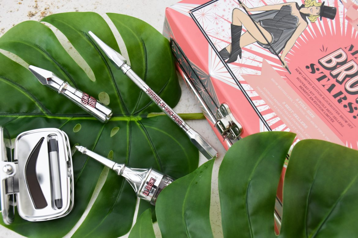 benefit brow kit review