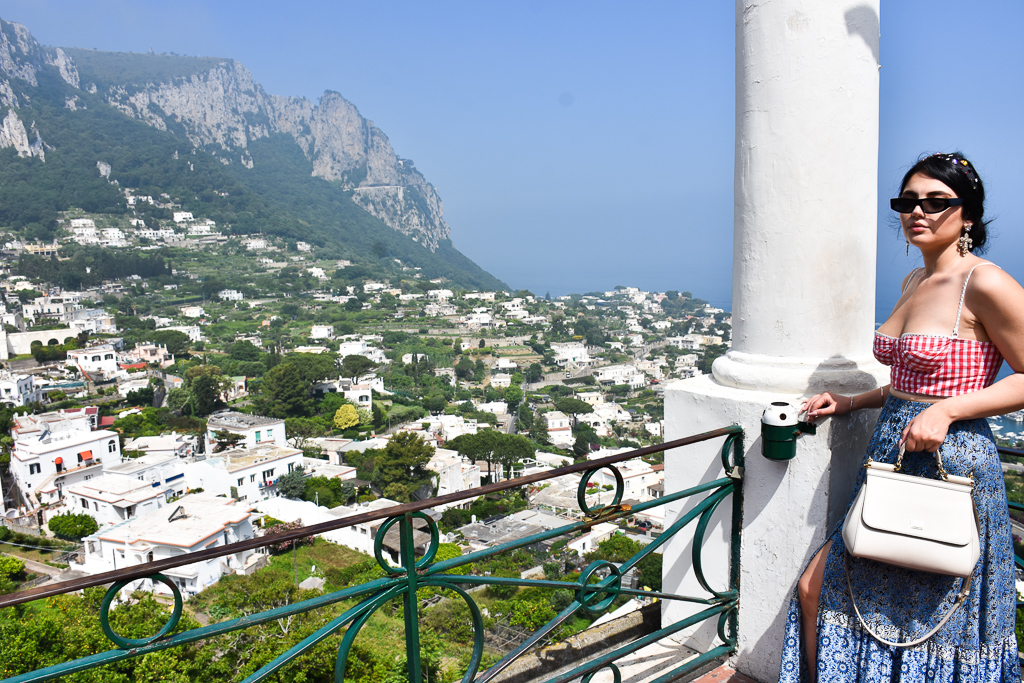 things to do in capri italy
