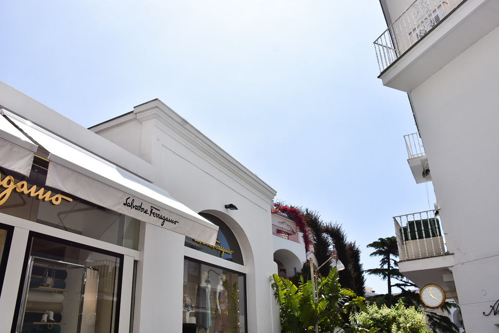 capri centre italy