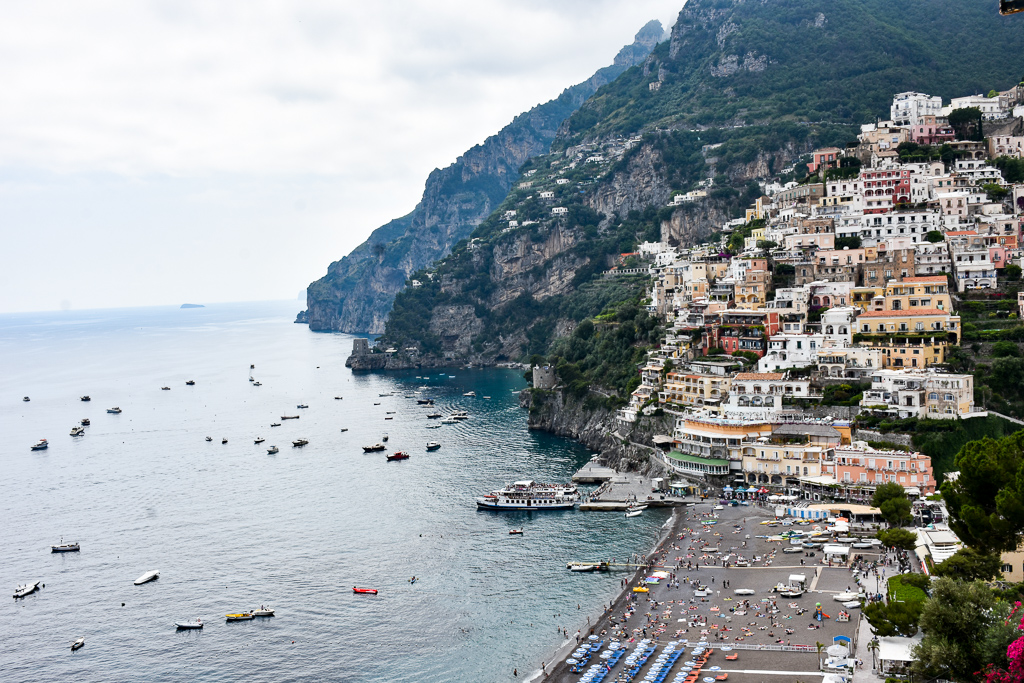 thinsg to do in positano