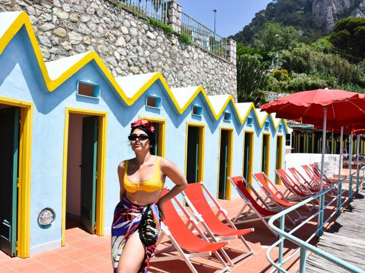 What to wear in Capri