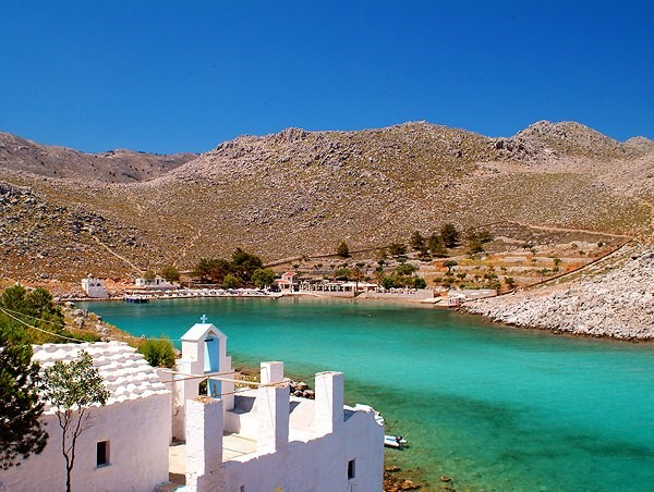 The most beautiful places for your wedding in Greece