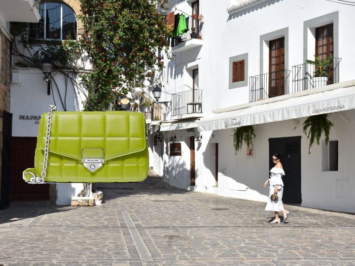 The Michael Kors Soho Bag Is The Season's Favorite Bag And We Need It