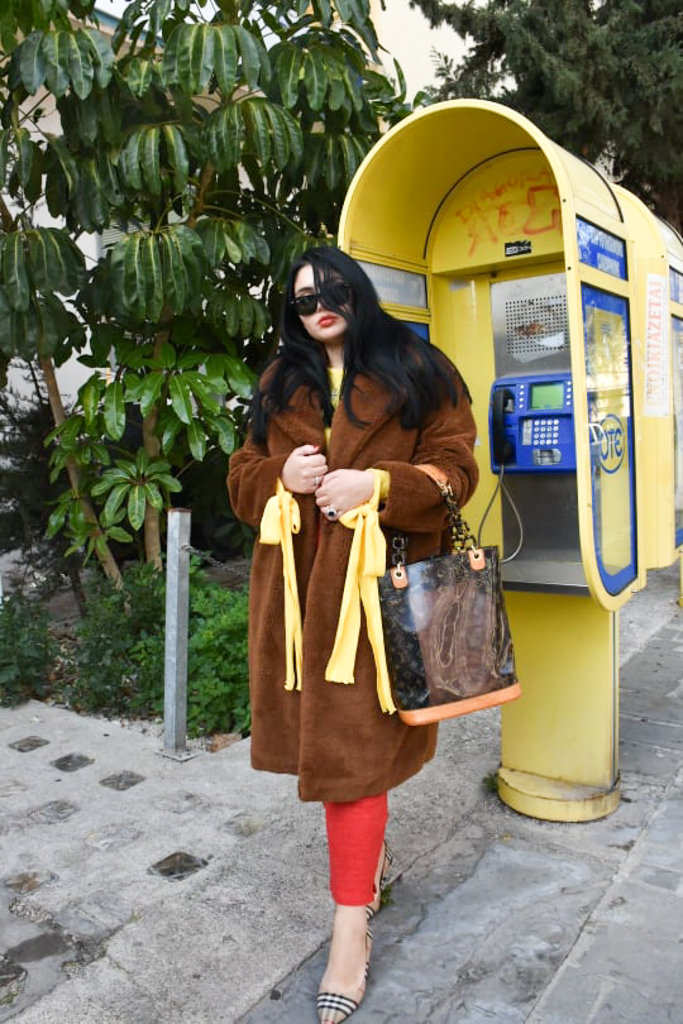 how to look like a rich girl